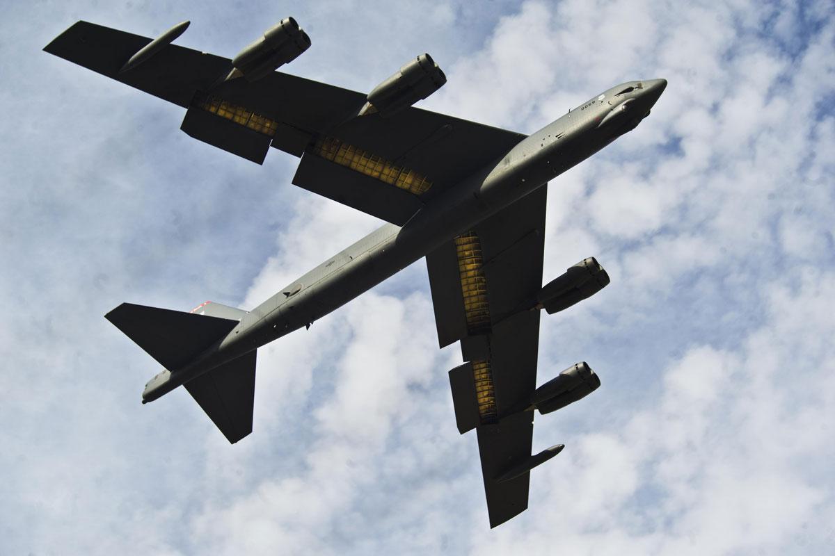 B 52 B-52 Stratofortress | ...