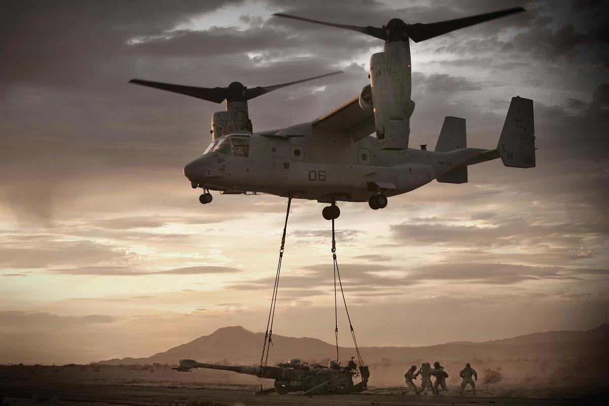 Mv 22 Osprey Military Com