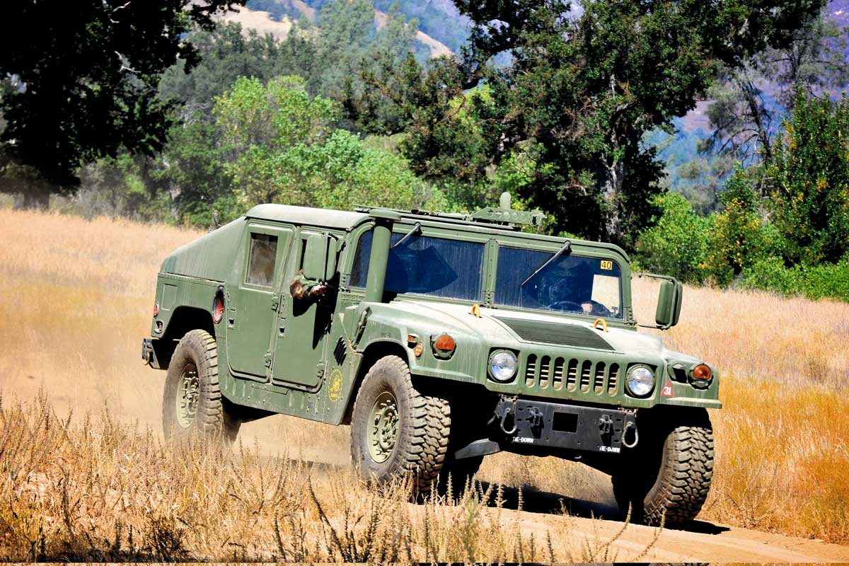 Guns The Military Uses >> High Mobility Multipurpose Wheeled Vehicle (HMMWV) | Military.com