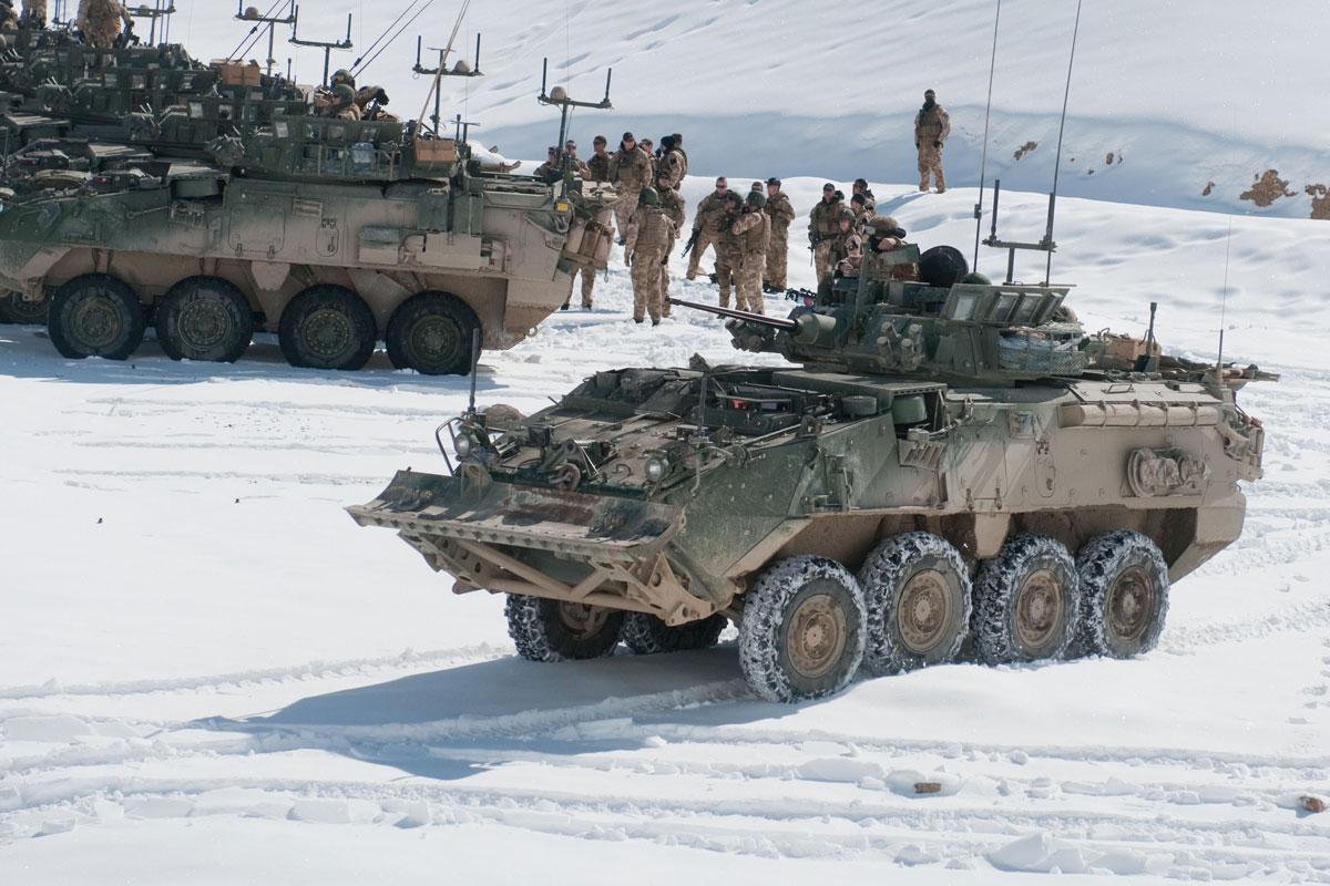 Lav 25 Light Armored Vehicle Military Com