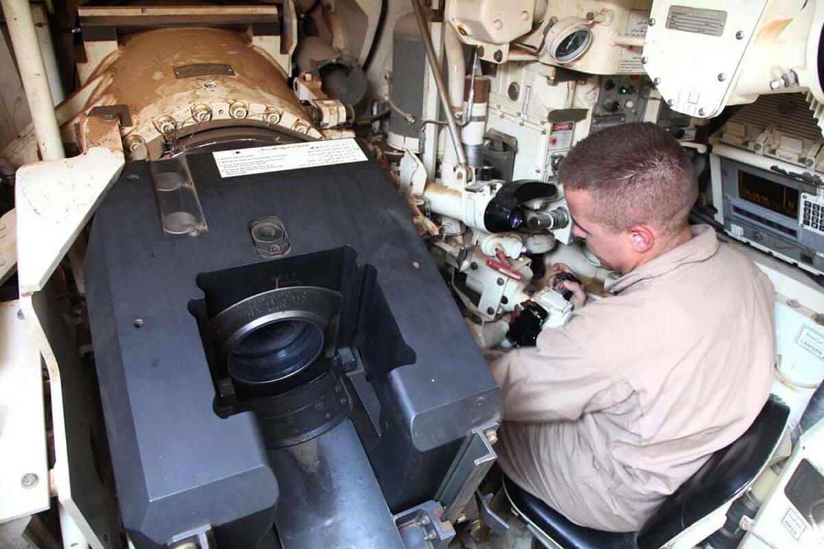 M1a2 Abrams Main Battle Tank Military Com