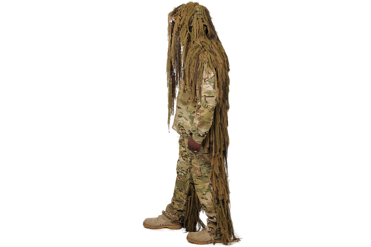 Ghillie Suit Accessory Kit Military Com