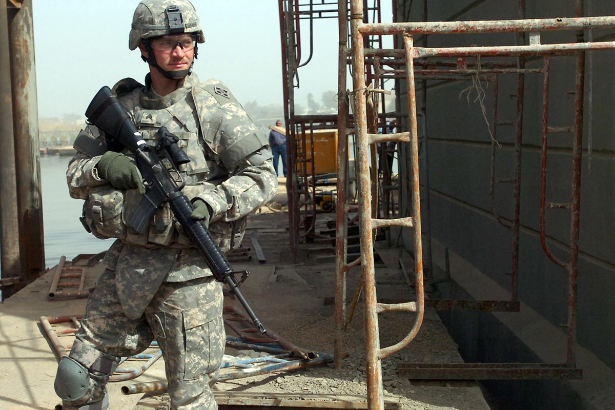 improved outer tactical vest  iotv