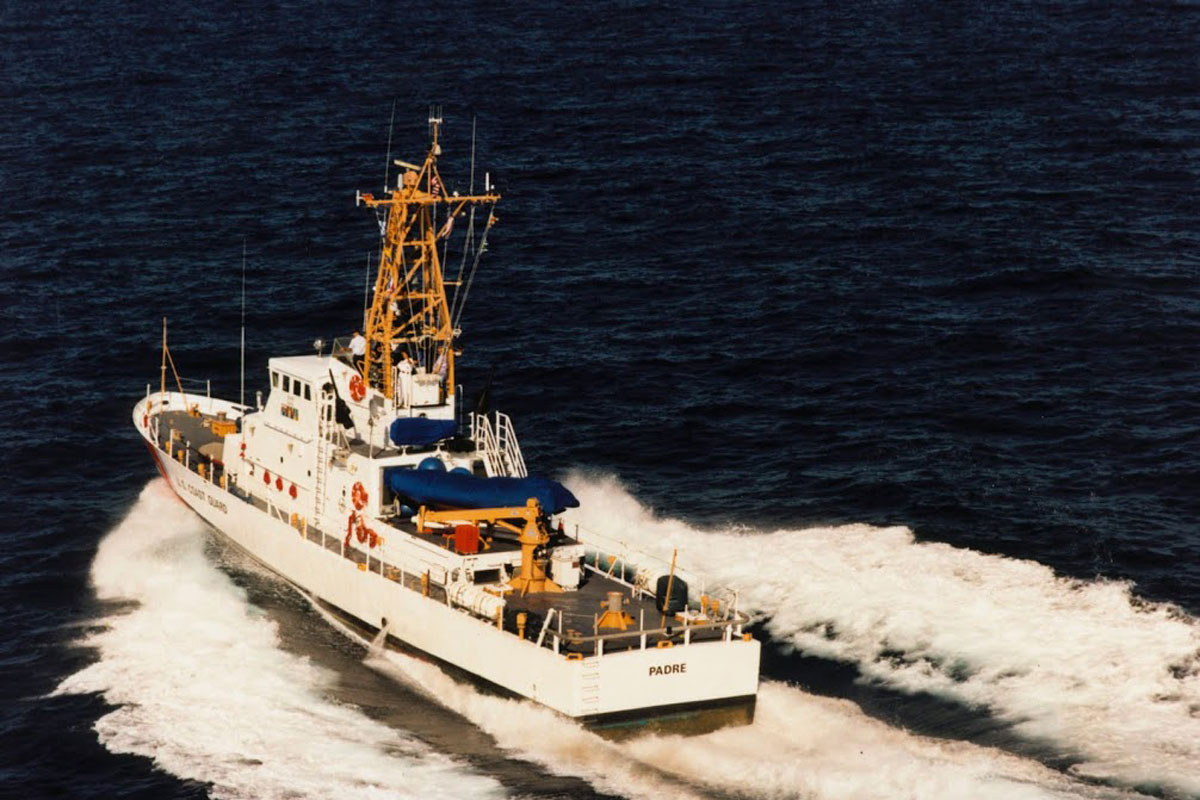 island class patrol boat