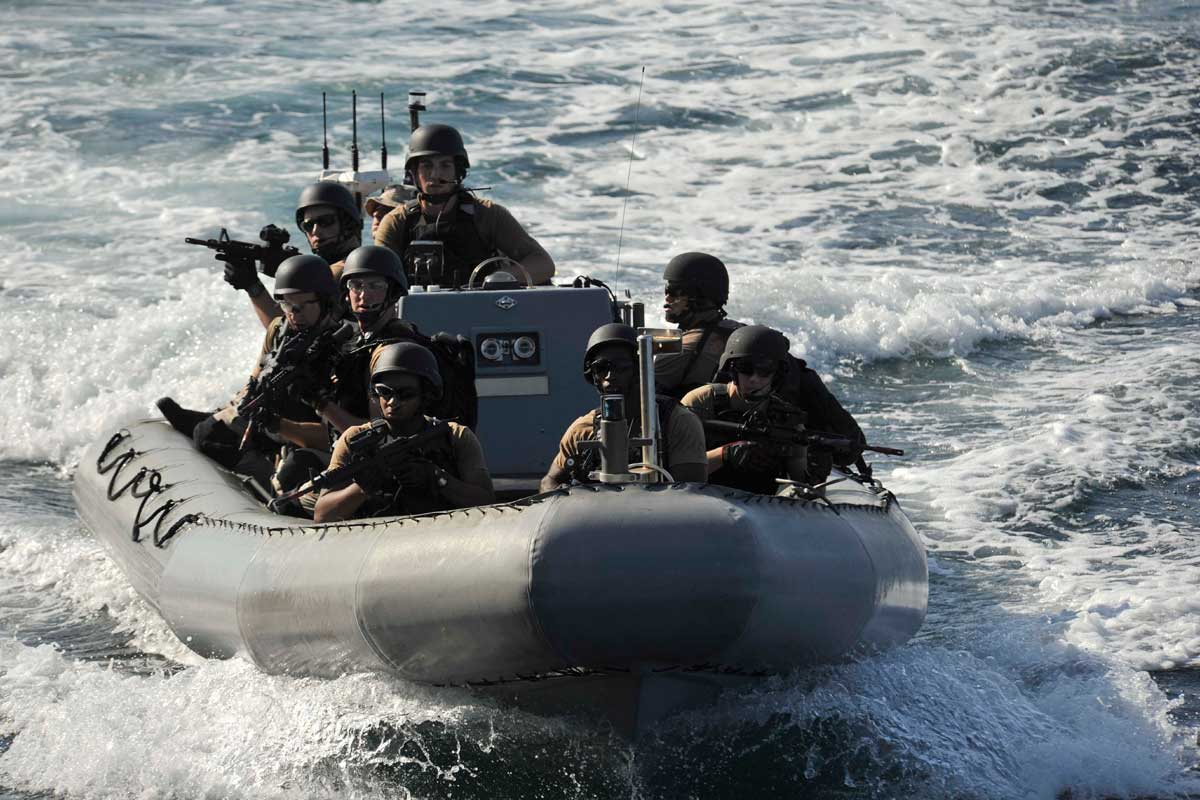 Rigid Hull Inflatable Boat Military Com