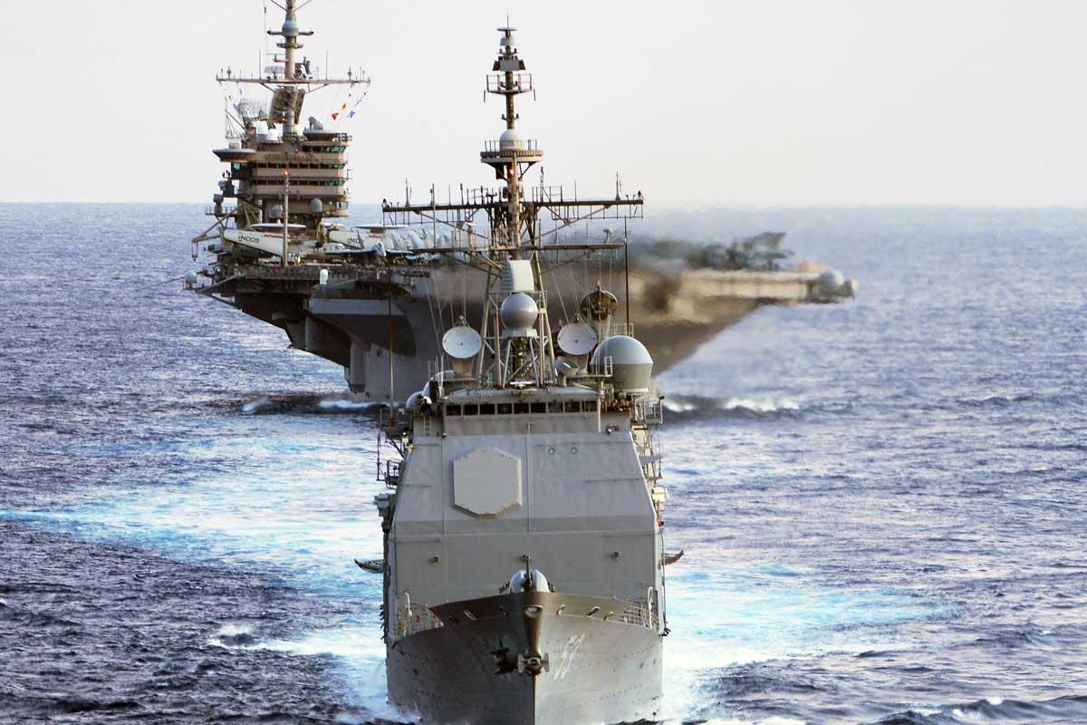 Ticonderoga Class Cruiser Cg Military Com