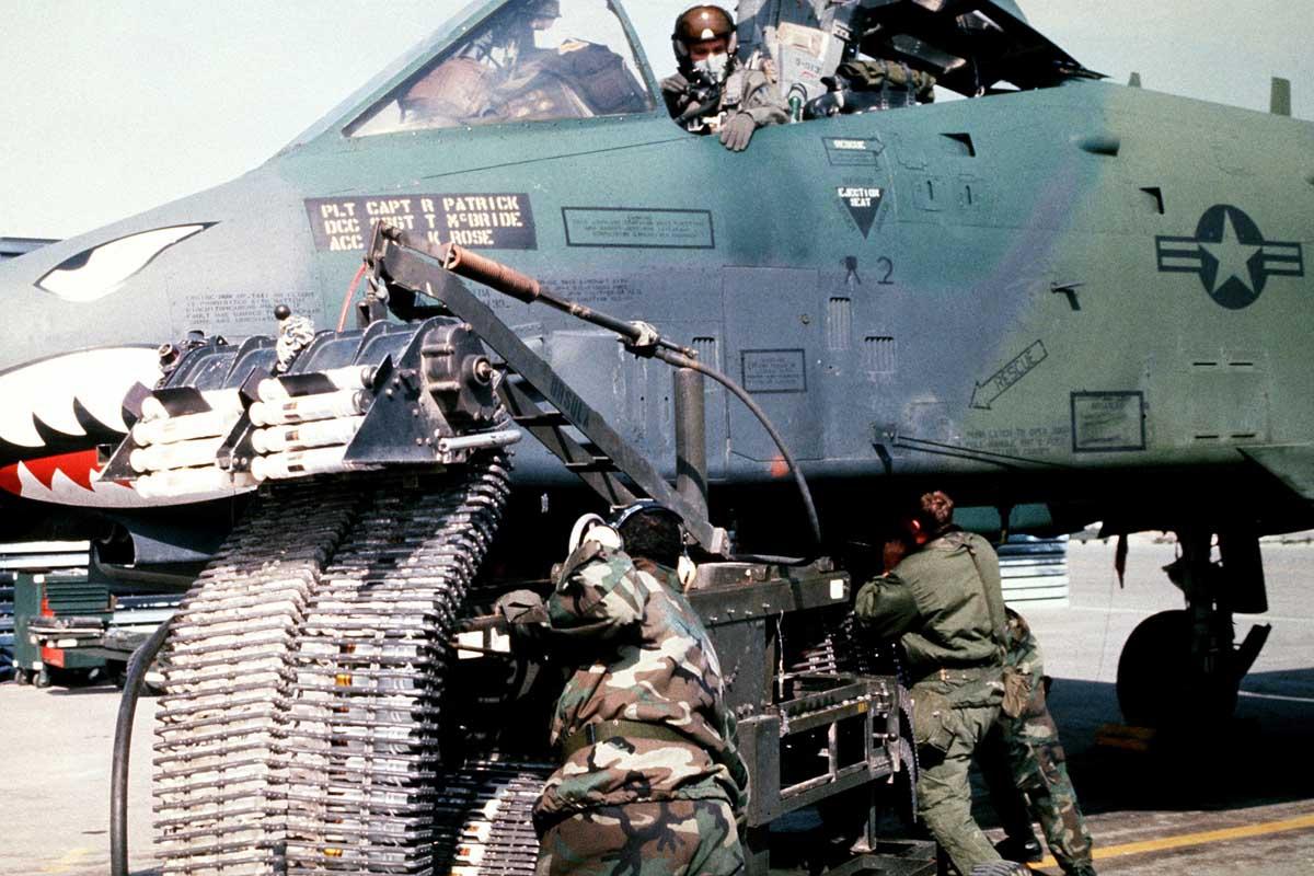 Guns The Military Uses >> GAU-8 Avenger   Military.com