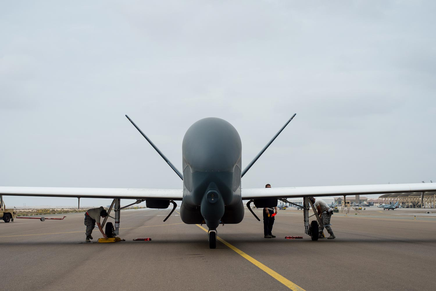 more enlisted airmen can apply to fly drones