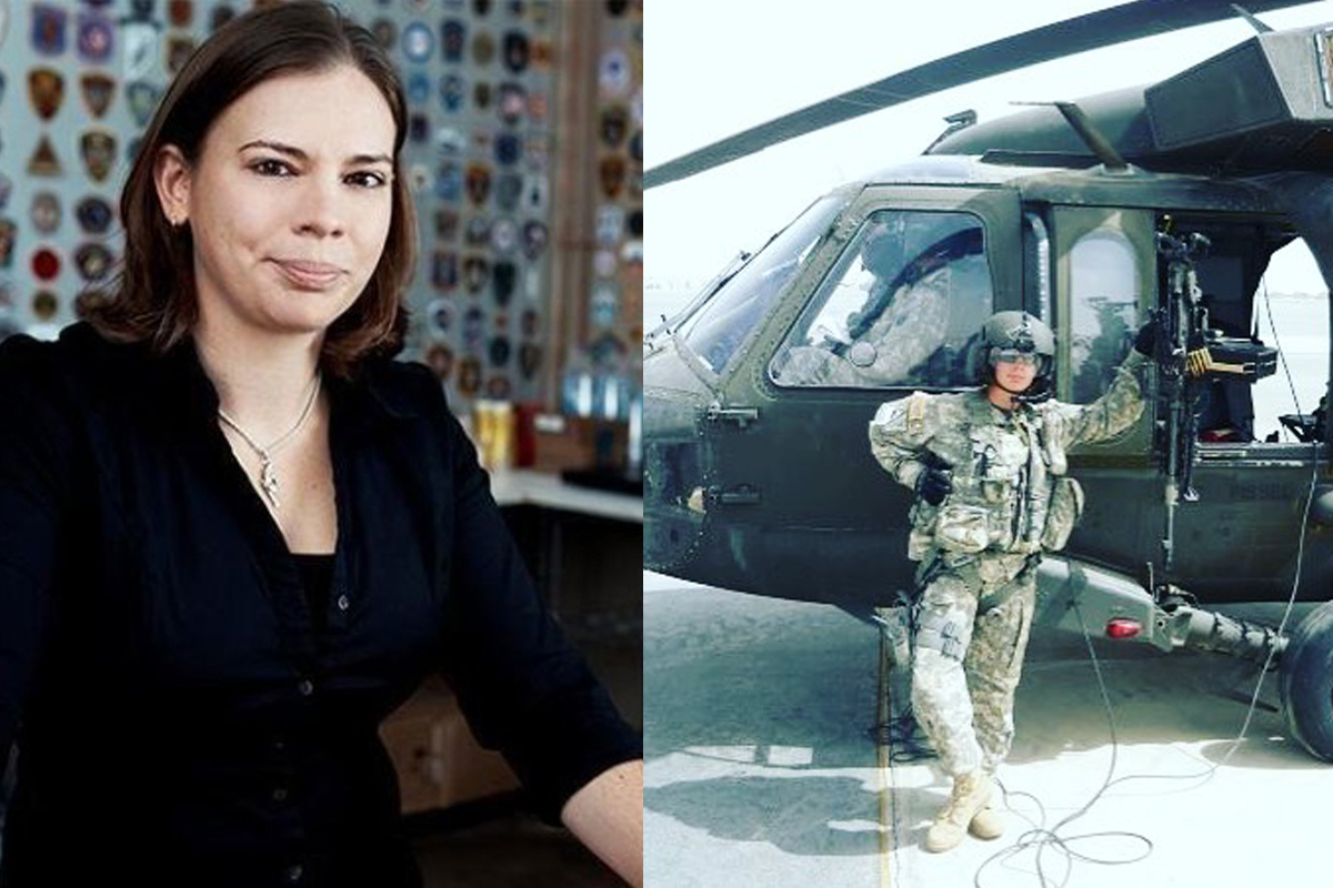 army combat vet a female trailblazer with her own brewery