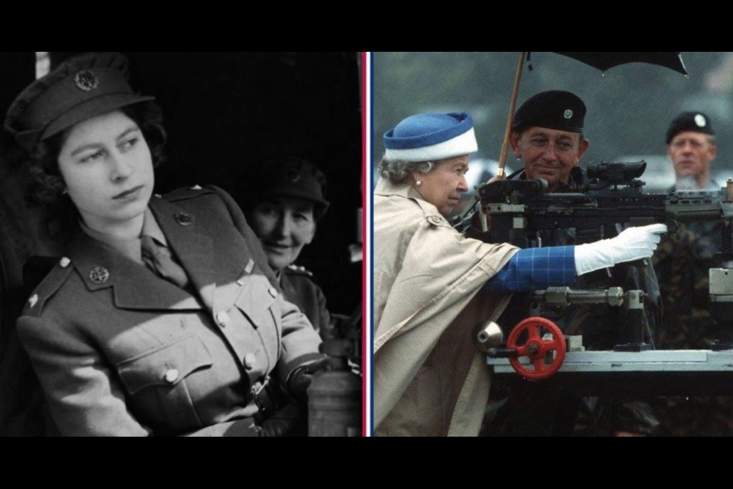 queen elizabeth ii u0026 39 s time in wwii makes her the most