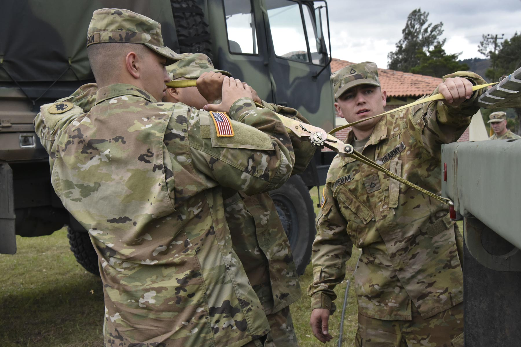 Army To Stress More Emergency Deployment Training In 2018