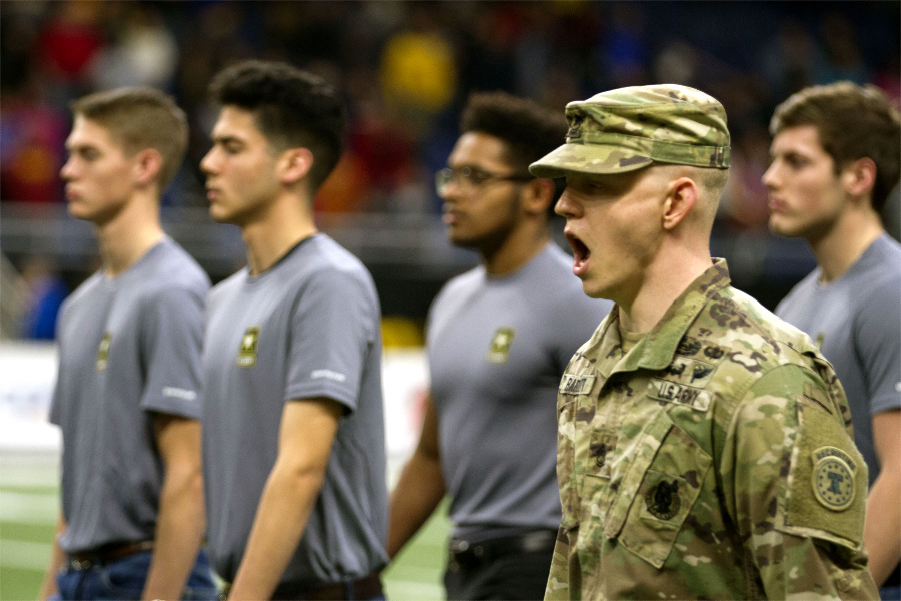 Goal Of 80000 Recruits Wont Be Met Army Secretary Says Military