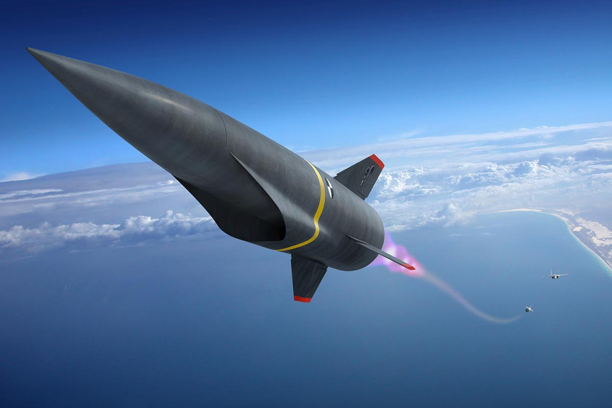 Air Force Expanding Hypersonic Technology Testing at Two Indiana Universities