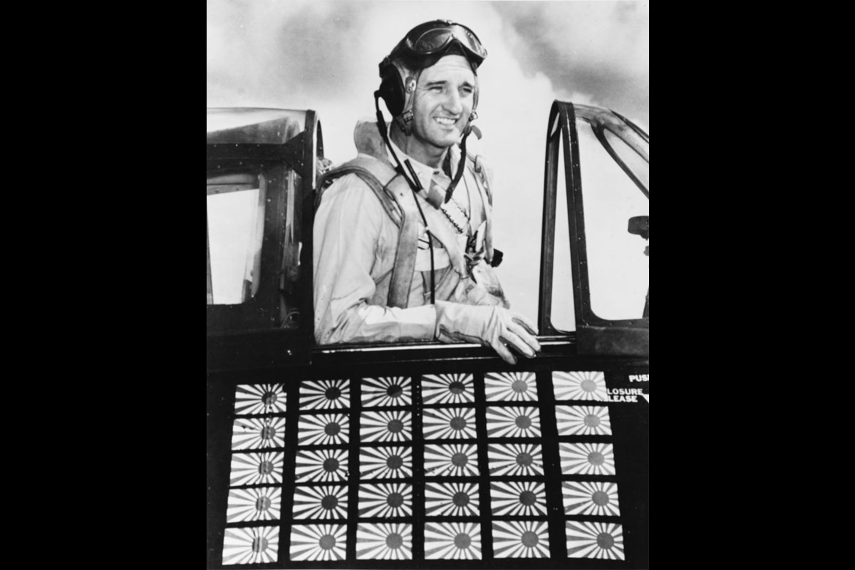The Five Deadliest Fighter Pilots in U.S. Military History