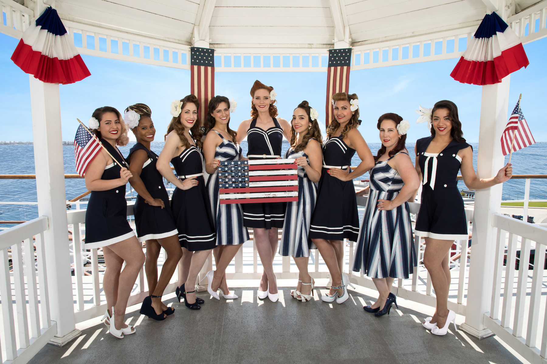 Meet The Veteran Stars Of The Pin Ups For Vets 2019