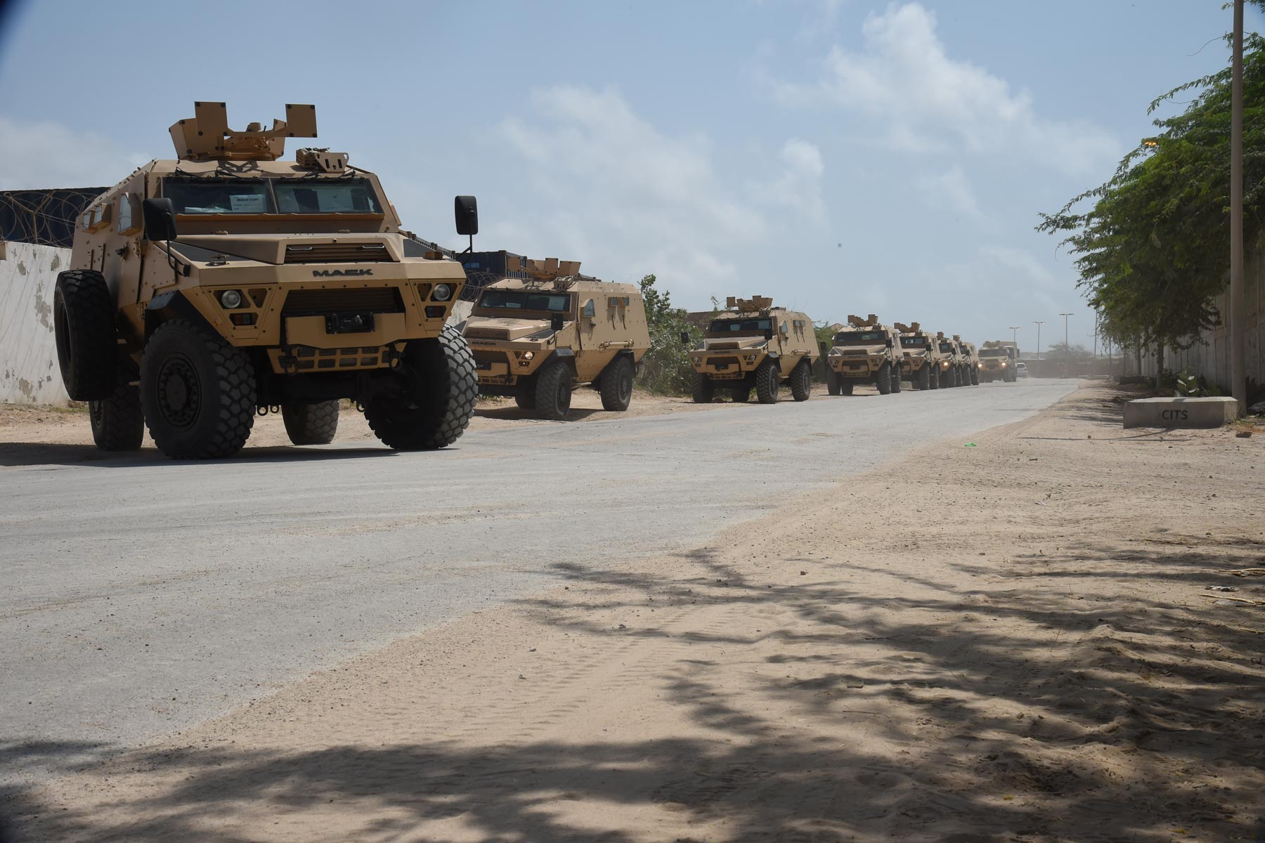 1 US Soldier Killed, 4 Wounded in Attack in Somalia