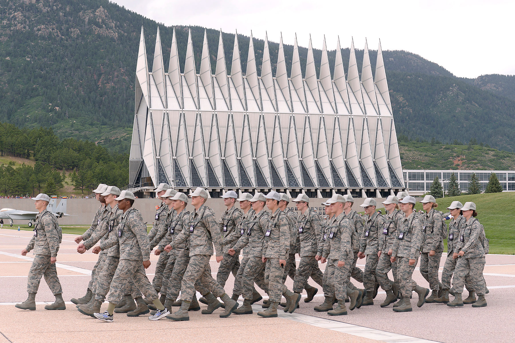 Air Force Academy Vows New Steps to Stop Hazing in Sports Teams