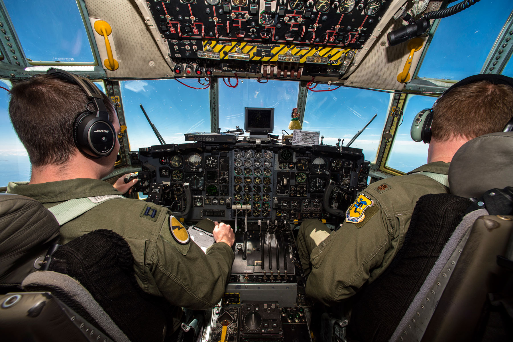 amid pilot shortage  air force tests out fly