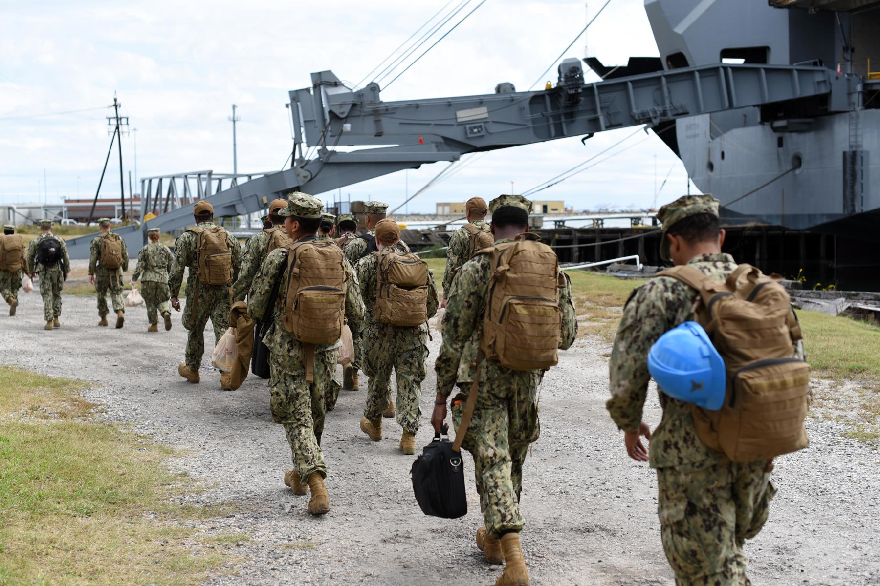 If Sailors Aren't Ready to Deploy, It'll Soon Affect Their Promotions