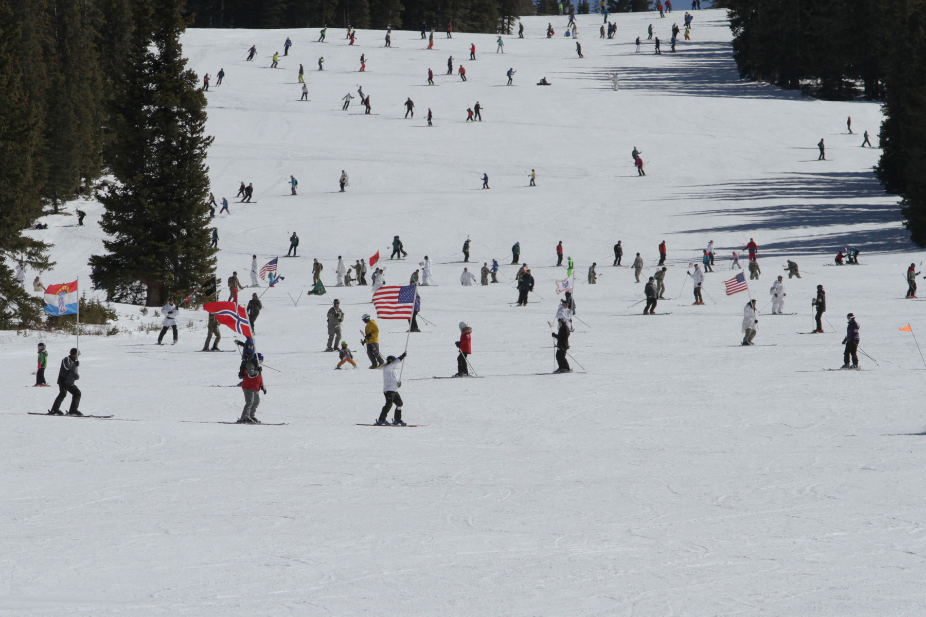 hit the ski slopes with military discounts