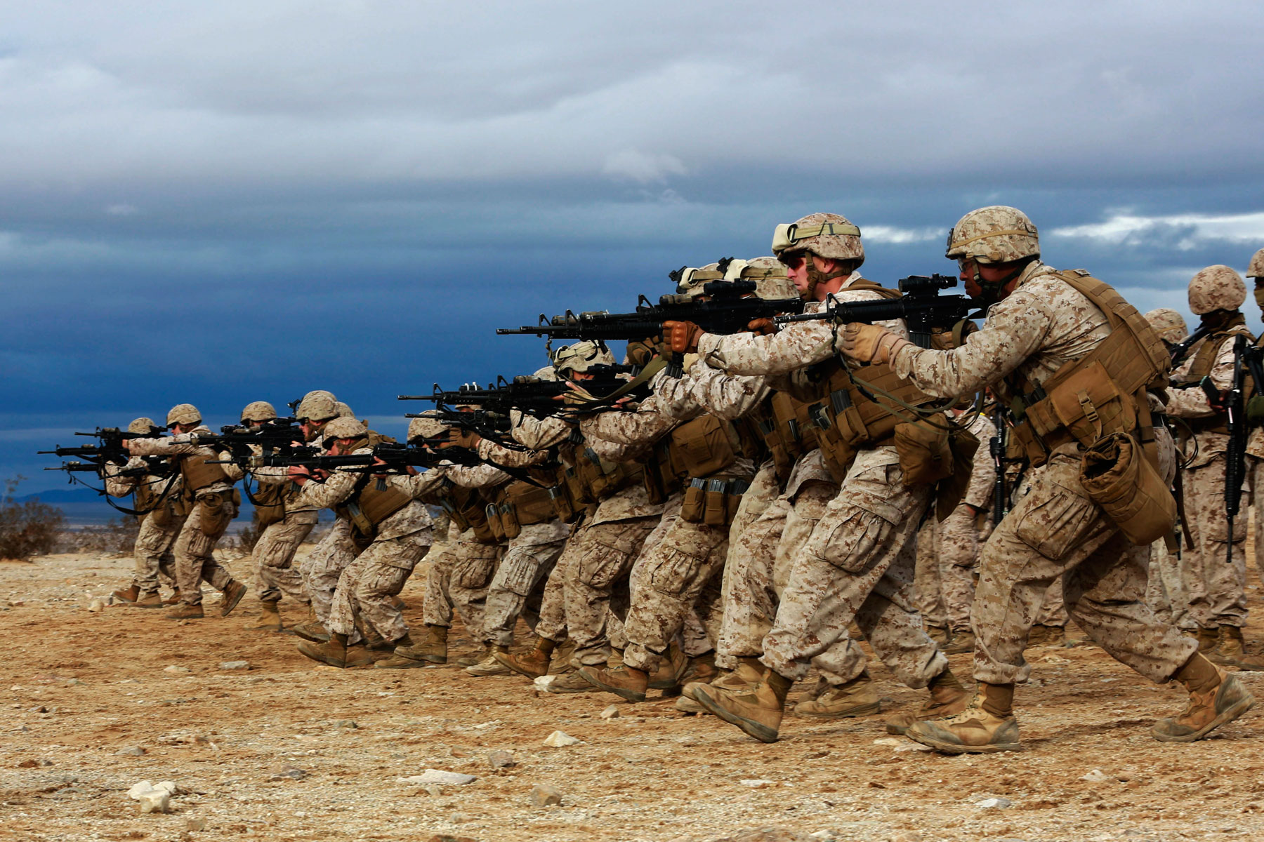 New Force-on-Force 'Free-Play' Training Will Teach Marines to Think on Their Feet