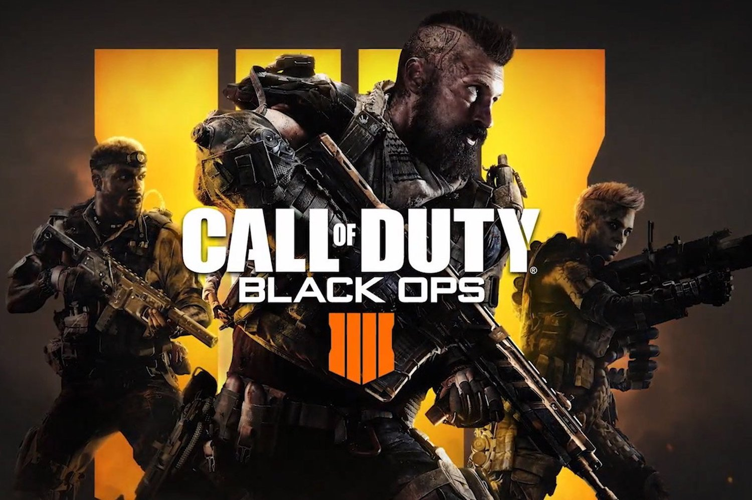 Change Comes In Call Of Duty Black Ops 4 And Change Is Mostly