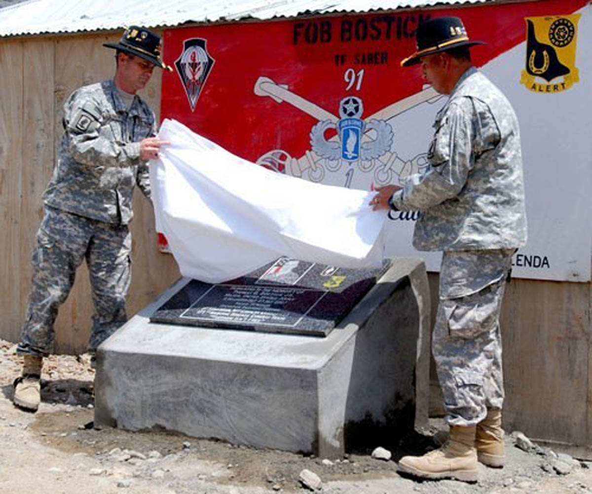 Sky Soldier's Silver Star to be Upgraded to Distinguished Service Cross
