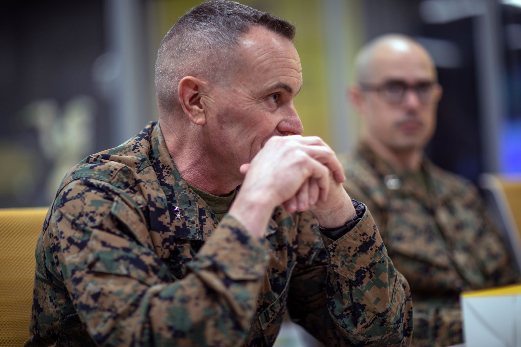 San Diego, Marines Corps Forge New Pact on Advanced Technologies