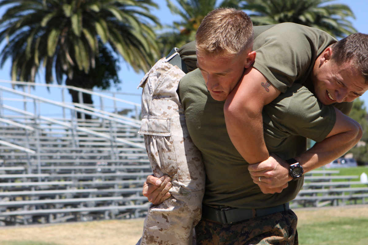 Military Life • Stay Active, Healthy and Fit!