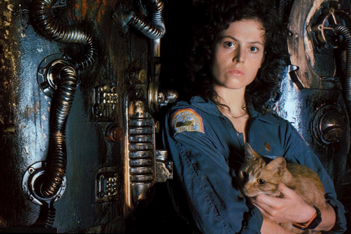 59a468f9f433  Alien  at 40  Ripley s Still the Most Kick-Ass Civilian in Movie History