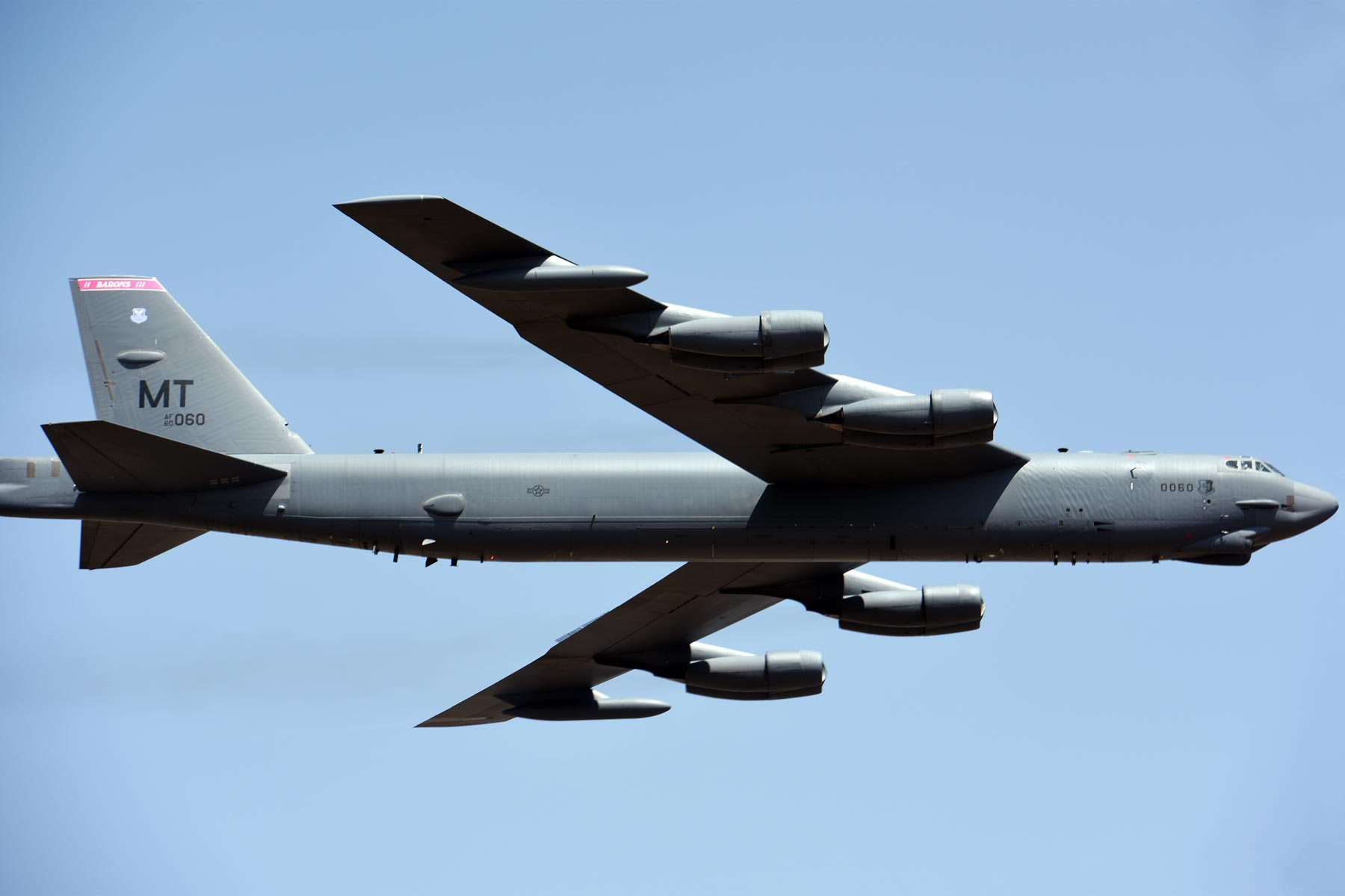US Sends B-52 Bombers to Mideast After Reported Threats from Iran |  Military.com