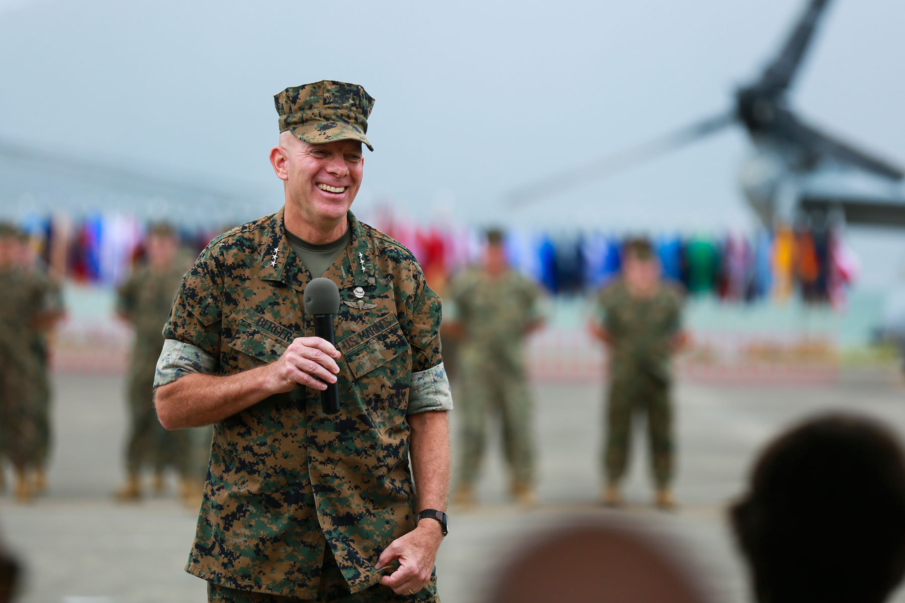It S Official Berger Will Be Next Marine Commandant After