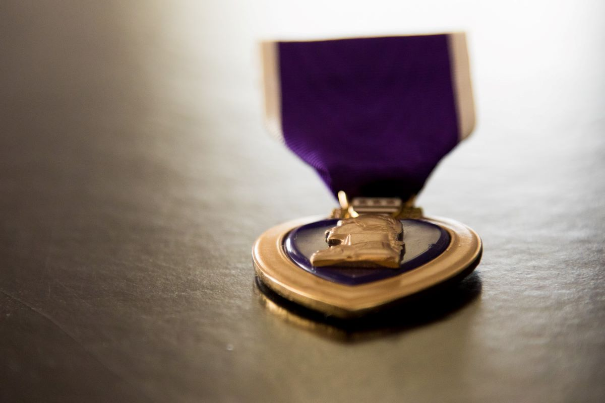 After 76 Years, a D-Day Hero's Long-Lost Purple Heart Returns to His Family