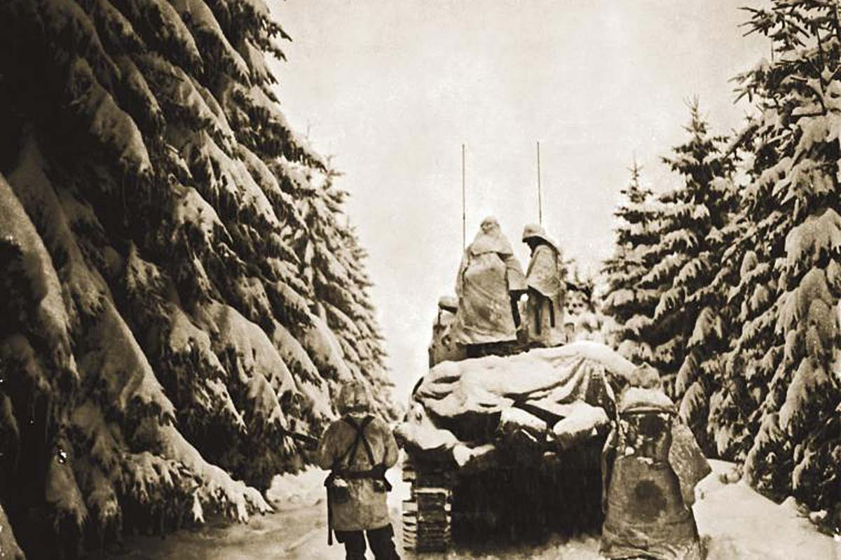Fading into History: Battle of the Bulge Veteran Dies