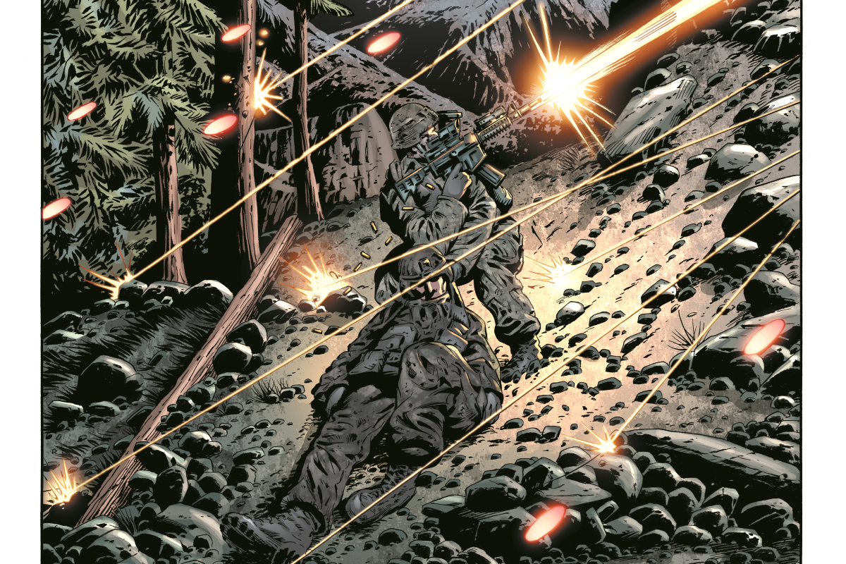 New Graphic Novels Honor Hero Medal of Honor Recipients