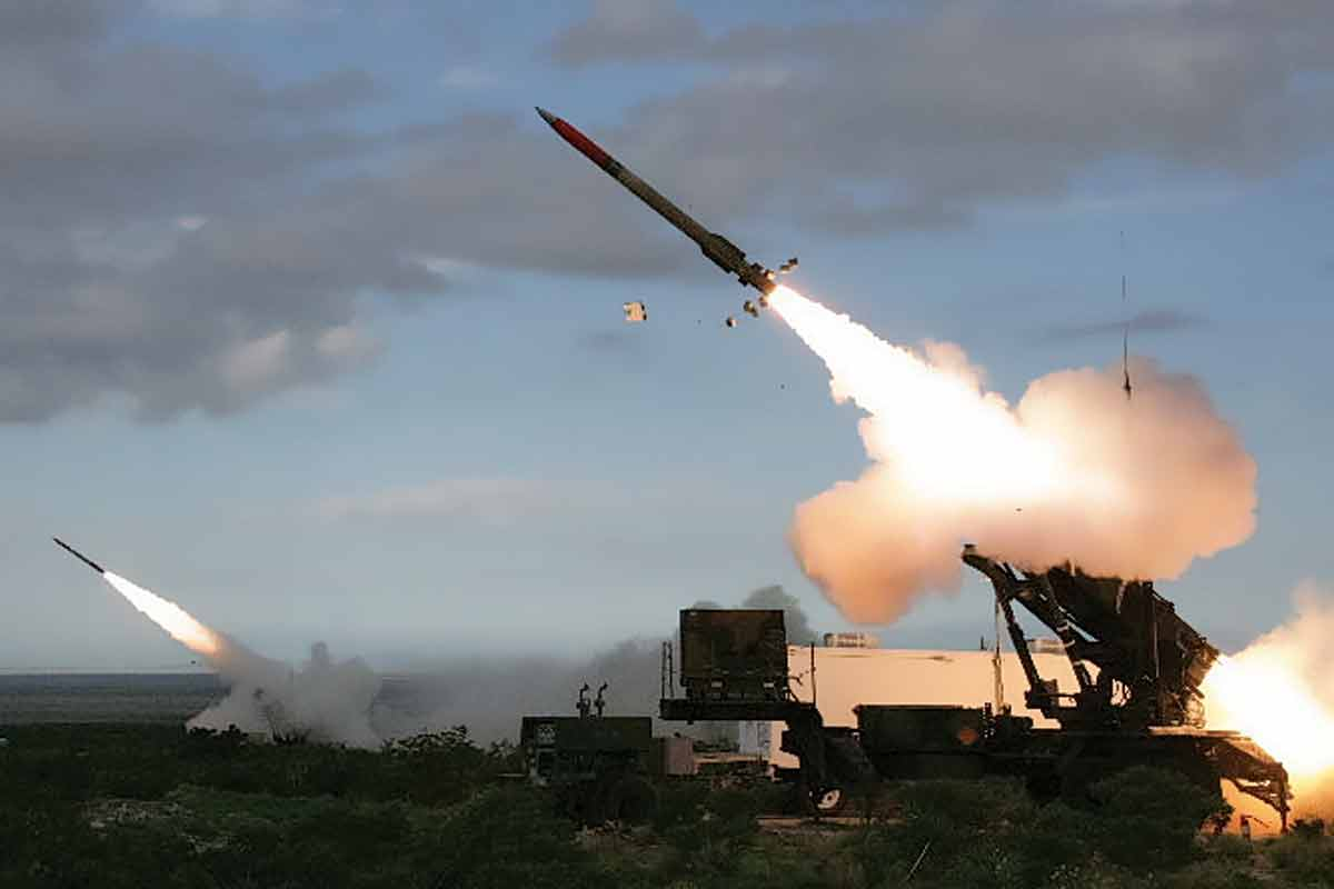 Kamikaze Drones Could Deploy to Protect Patriot Missile Defense Batteries