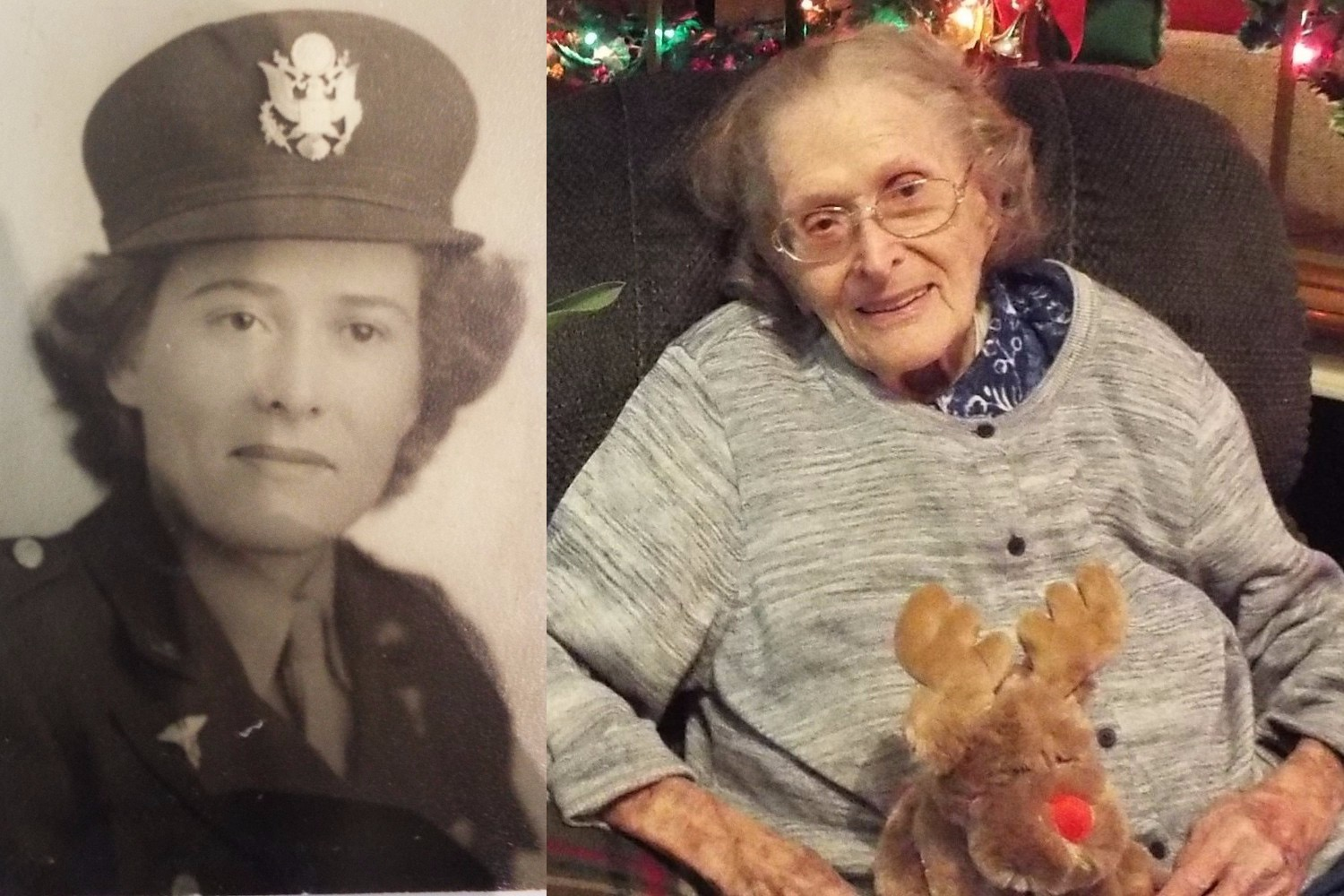 Let's Help a WWII Vet Celebrate Her 100th Birthday