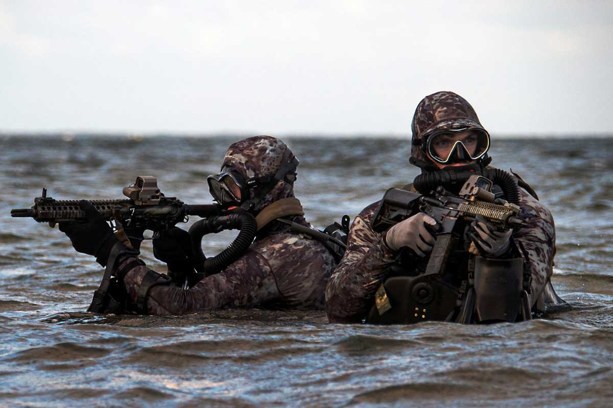 Navy meet seal a Navy SEAL