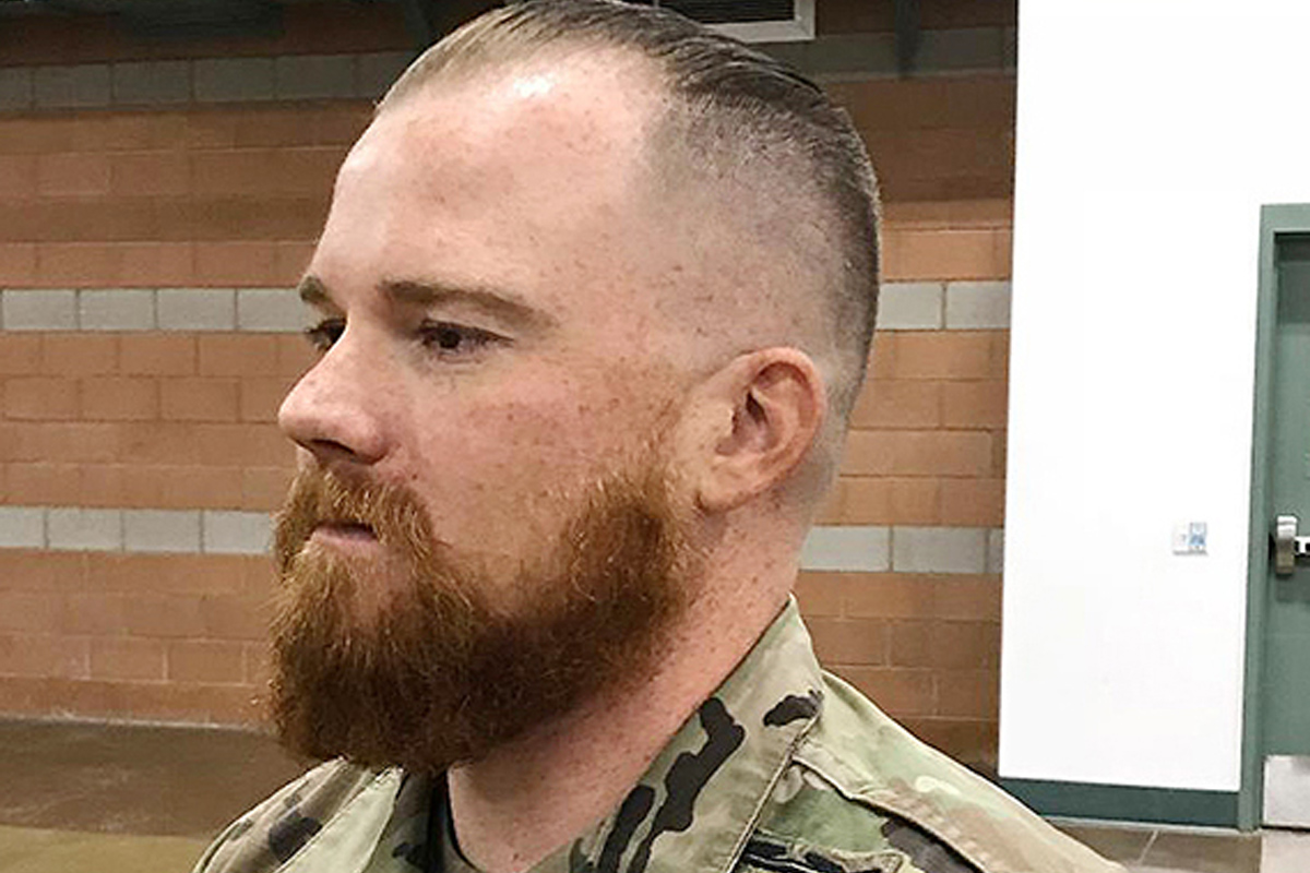 Pagan Nevada Guard Soldier Gets Waiver To Grow Beard More