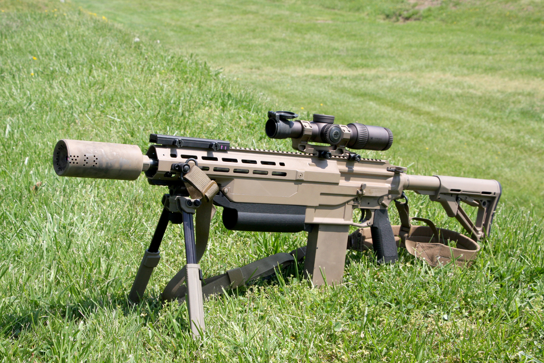 The Marine Corps May Want a Version of Army's Next-Gen Squad Weapon