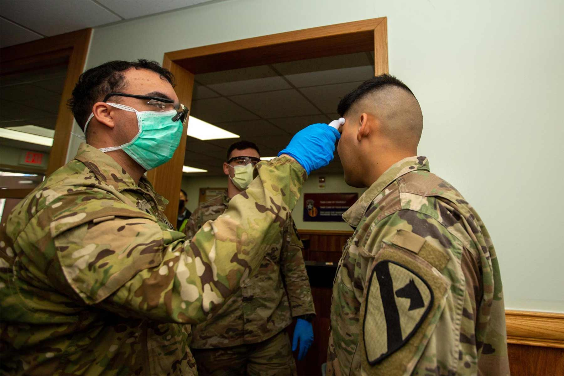 US Military Cracks Down on Travel, Cancels Meetings as Coronavirus Cases  Spread   Military.com