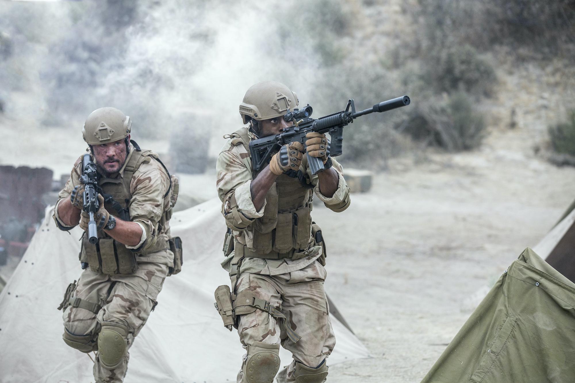 An International Spec Ops Team Fights Terrorism in 'Rogue Warfare: The Hunt'