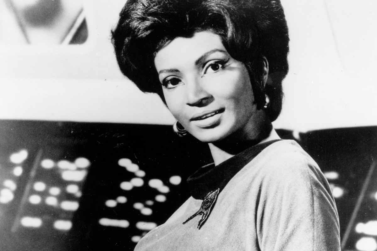 Star Trek's' Lt. Uhura Was a NASA Recruiter. And It Worked Like a ...