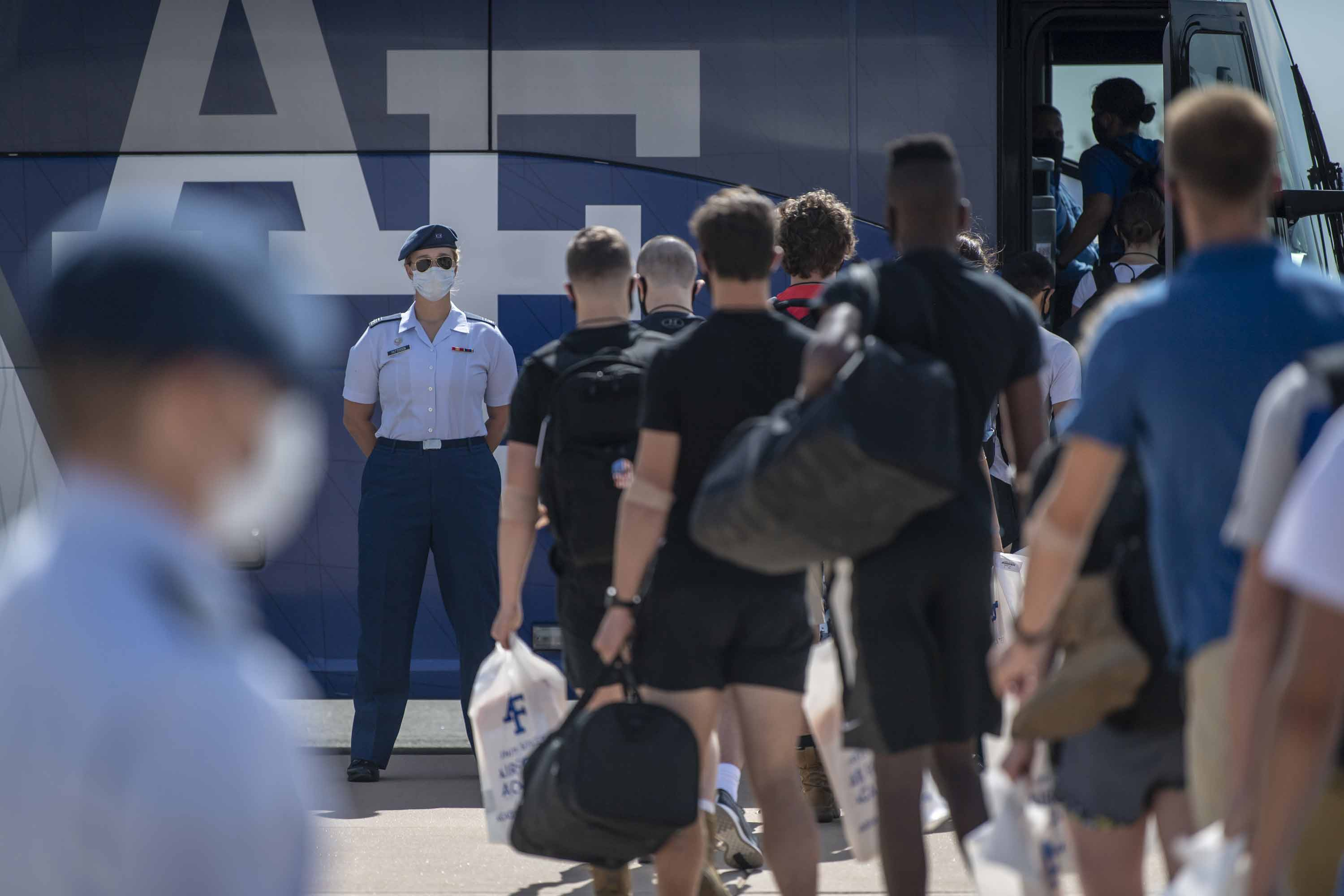 Air Force Academy To House Some Cadets In Hotel Rooms Next