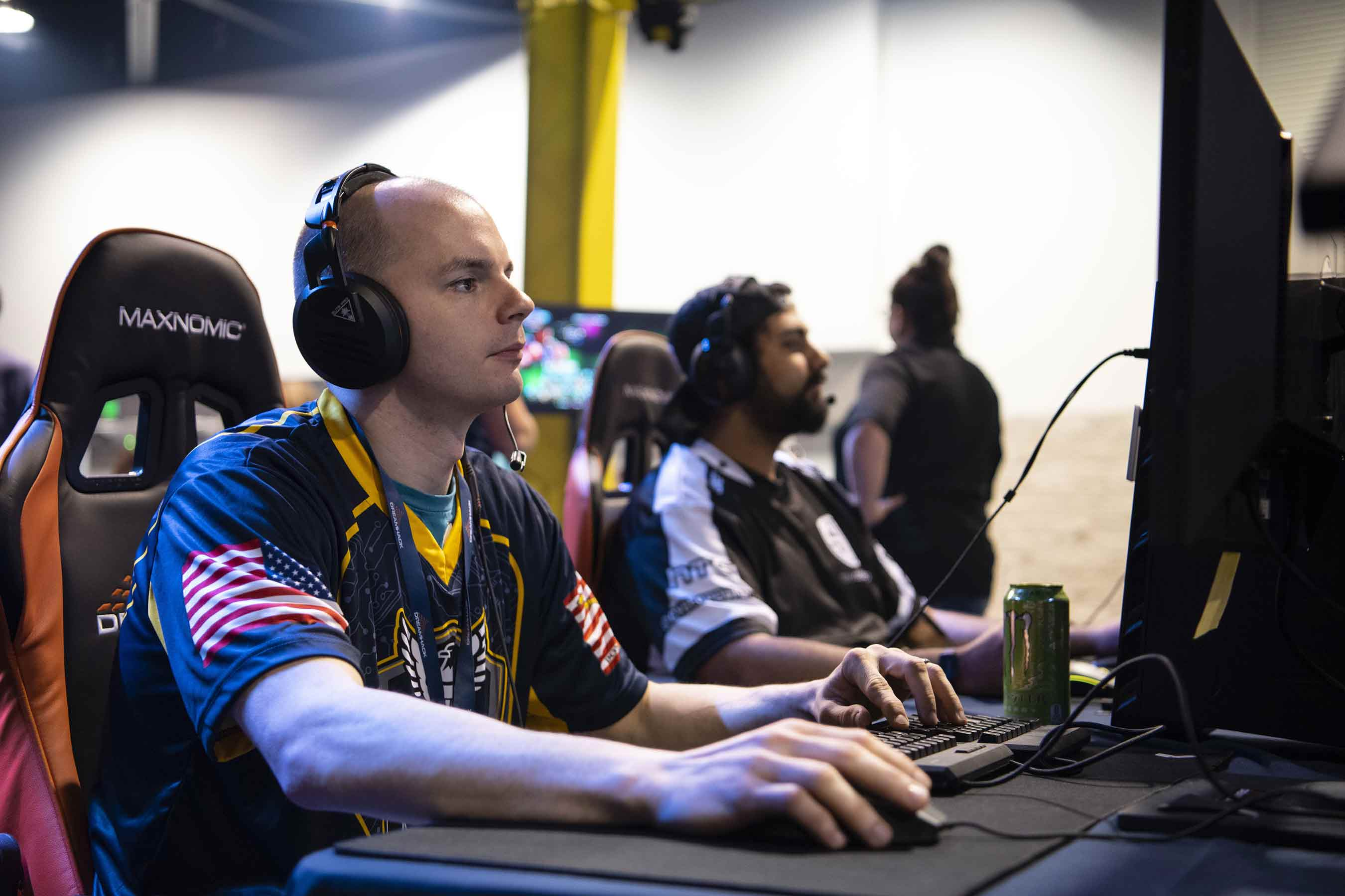 Navy Esports Team to Resume Streaming on Twitch After Trolling Caused Weeklong Hiatus
