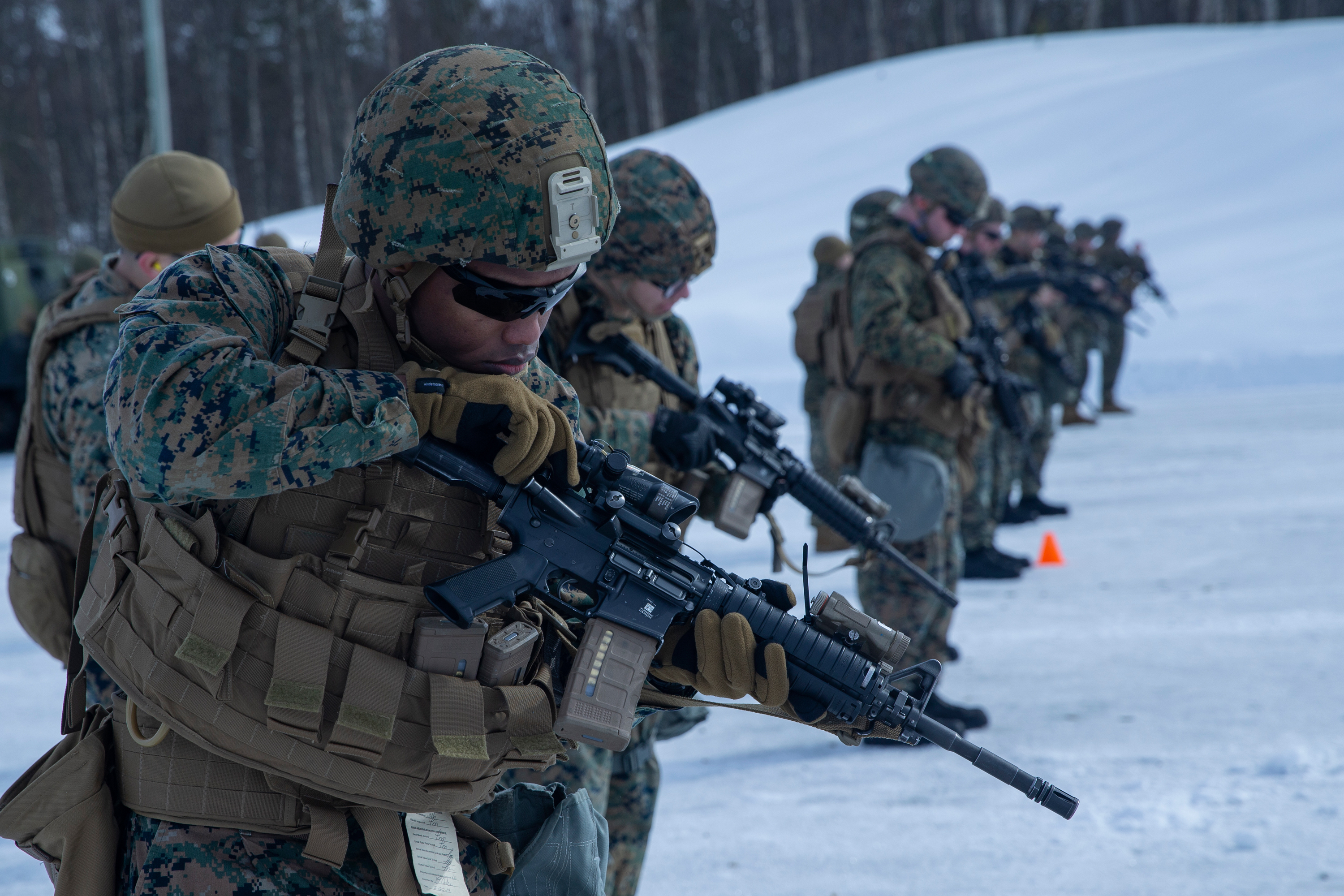 Major Changes Coming for Marines Norway Deployments
