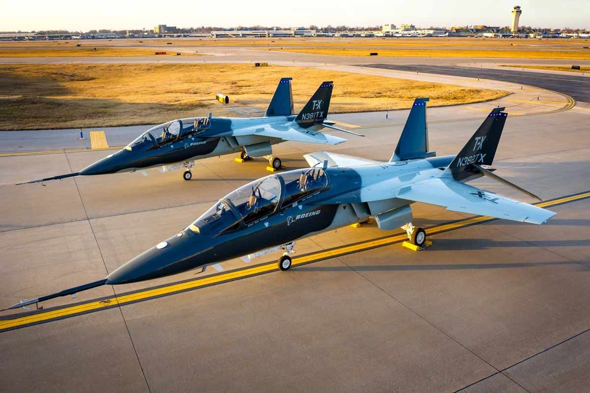 Air Force Unveils New 'E-Series