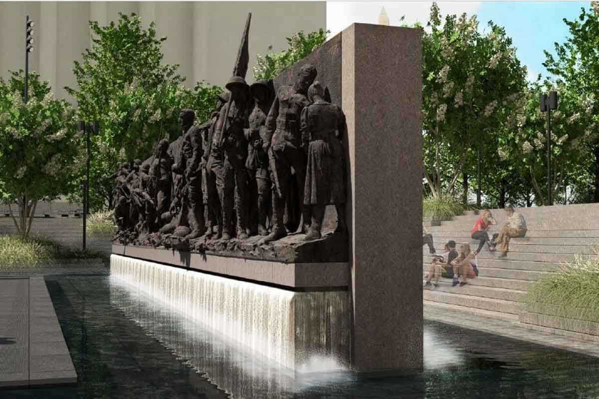 The 4.7 Million Americans Who Served in WWI Now Have Their Own National Memorial in DC