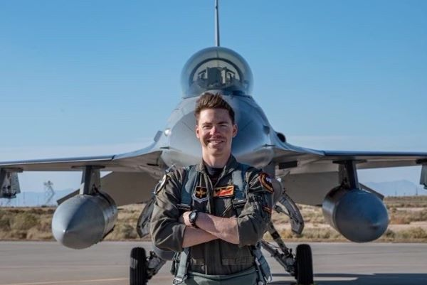 F-16 Pilot's Runway Death Forces Reckoning Over Tight Flight Hours, Training Gaps
