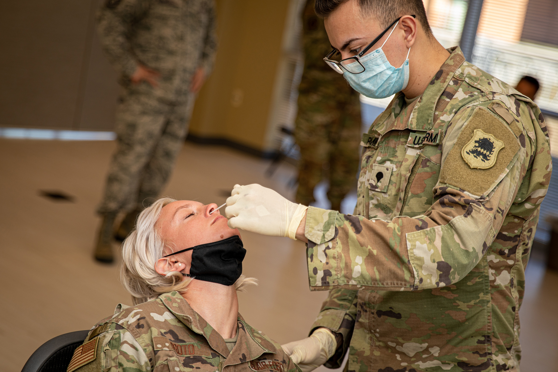 COVID-19 Was More Widespread in US Military Earlier in the Pandemic Than  Previously Thought, Report Finds | Military.com